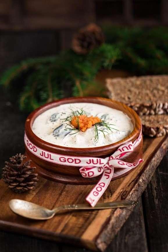 Три закуски из селедки к новогоднему столу
