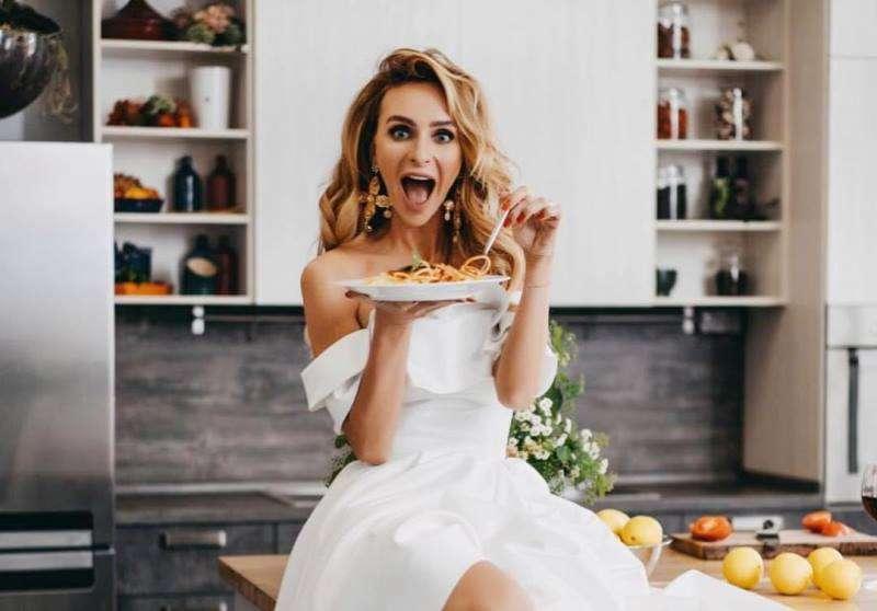 За здоровый выбор: Екатерина Варнава объяснила свое вегетарианство