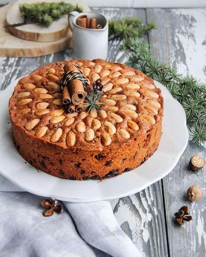 Выпечка к Новому году: три рецепта праздничных кексов