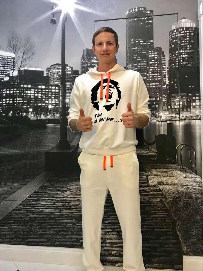 Инна Жиркова создала коллекцию спортивных костюмов к Чемпионату мира