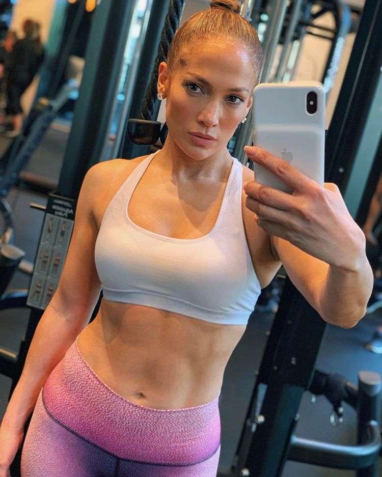 Джей Ло — 50! Секрет ее красоты — новая диета, тренировки и любовь
