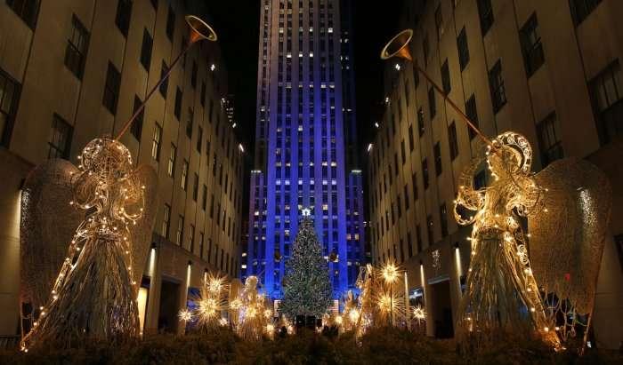 Мир в преддверии Рождества