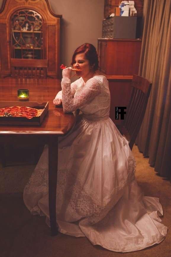 Как выйти замуж за... пиццу