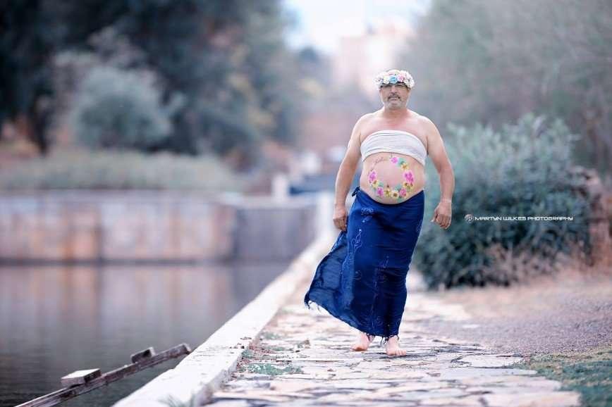 Мужчина и беременность: как пережить весело