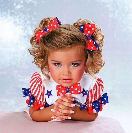 Детский конкурс красоты