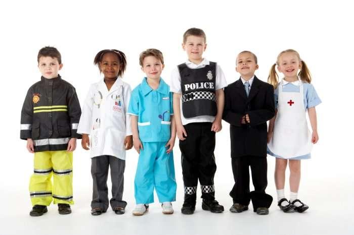 Кем станет ребенок, когда вырастет?