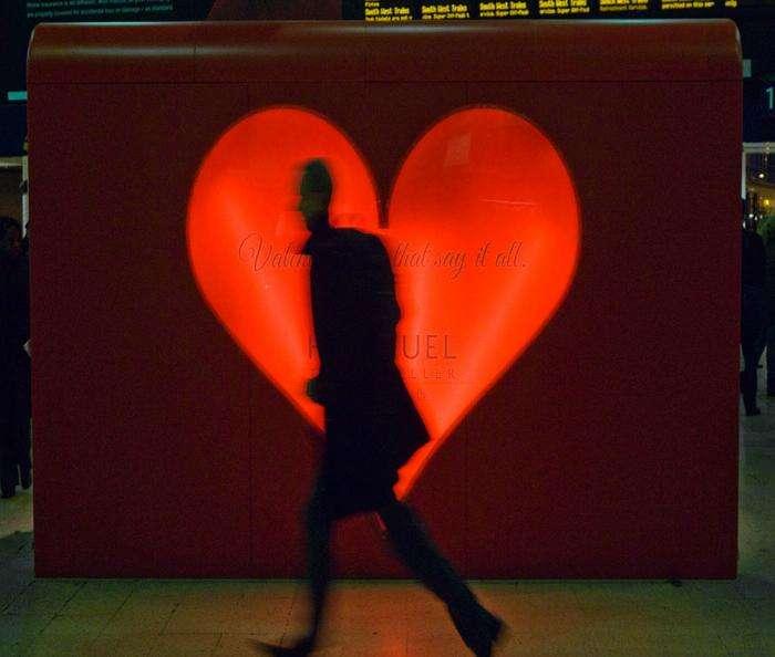 День Святого Валентина: Фото со всего мира