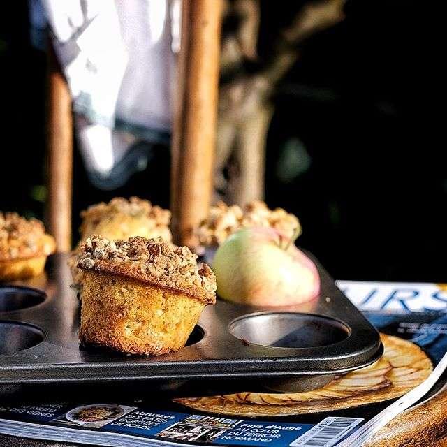 Райская осень: рецепты блюд с яблоками от Инны Щербаковой