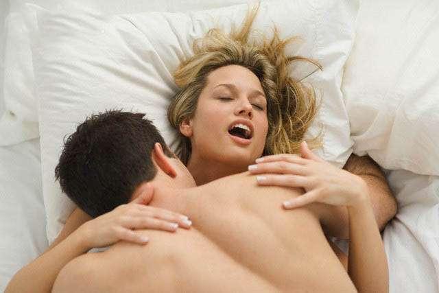 Уроки страстного секса (часть первая)