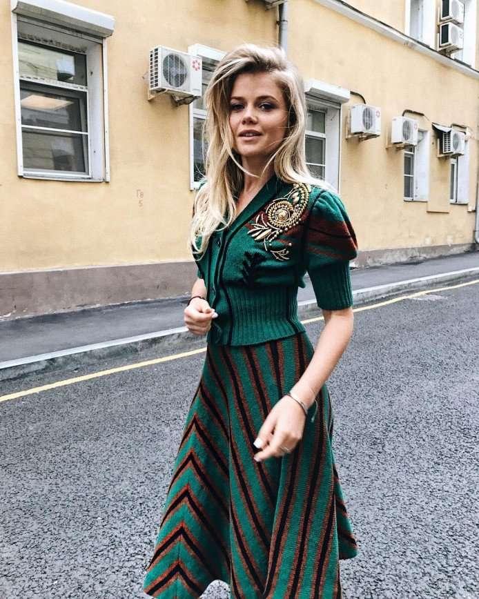 Мария Ивакова рассказала о своём отказе от мяса