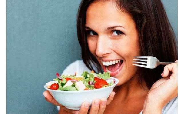 Гарантия похудения - новые пищевые привычки