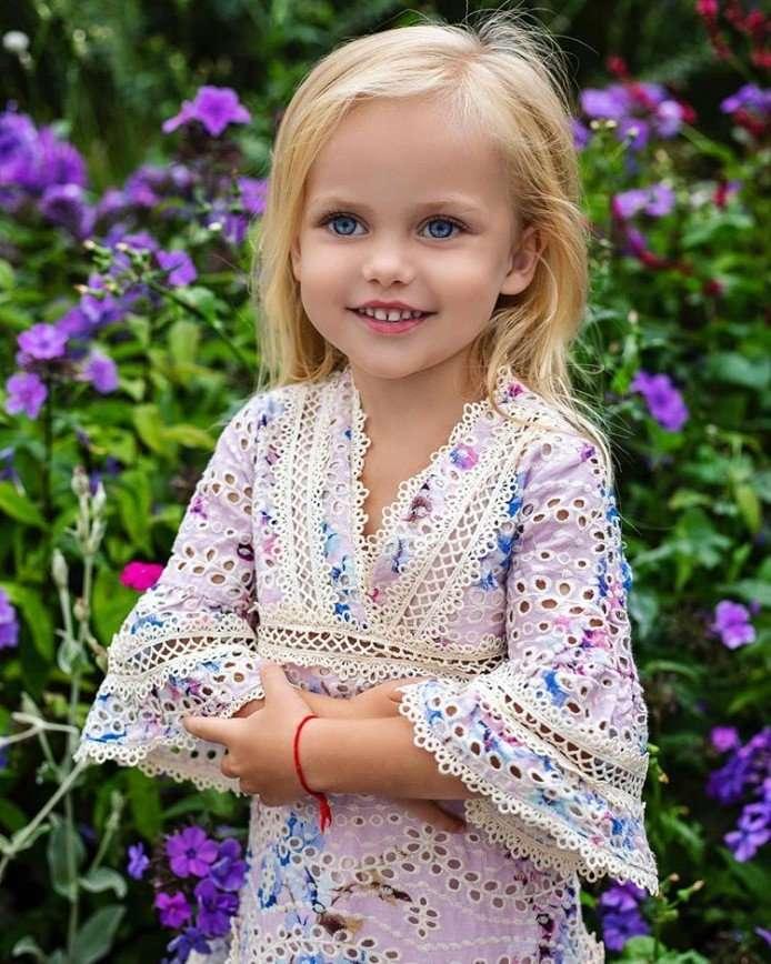 Мама 4-летней Виолетты Антоновой рассказала о ее распорядке дня