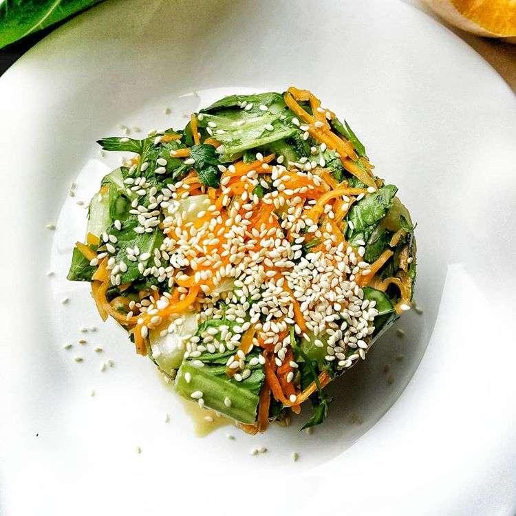 И пост, и польза: топ-5 лучших овощных салатов