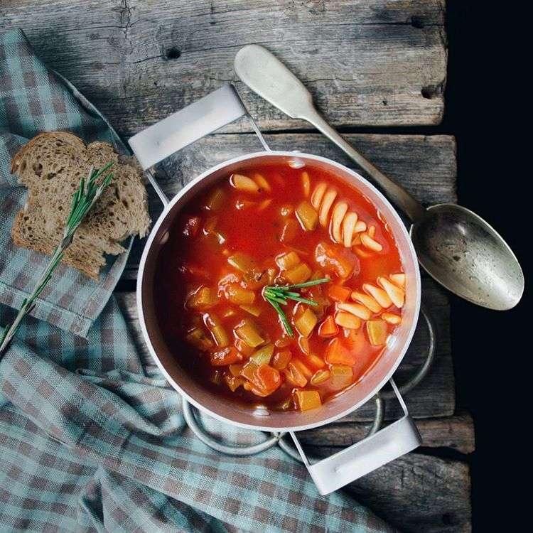 Постное меню: рецепты полезных супов