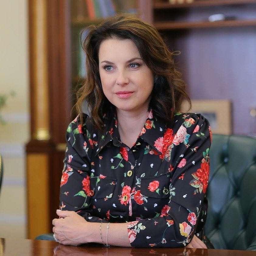 Ирина Слуцкая рассказала о своем понимании правильного питания