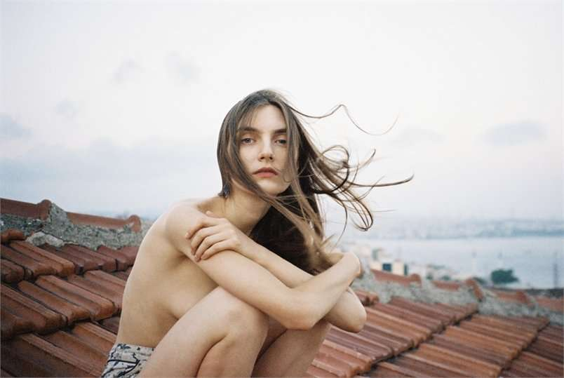 Портреты женщин в момент деликатного одиночества
