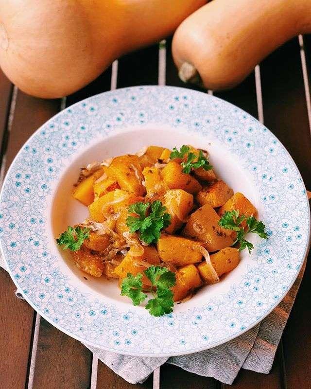 Постное меню: вкусные рецепты из тыквы