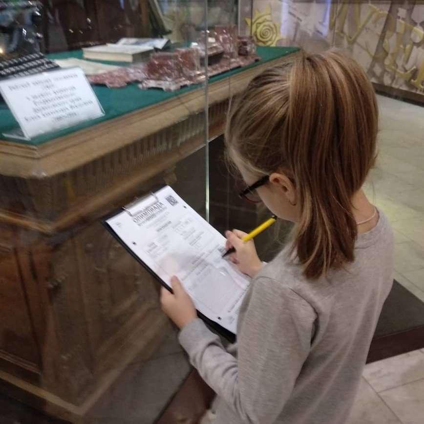 Столичные школьники проходят квесты в музеях в рамках исторической олимпиады