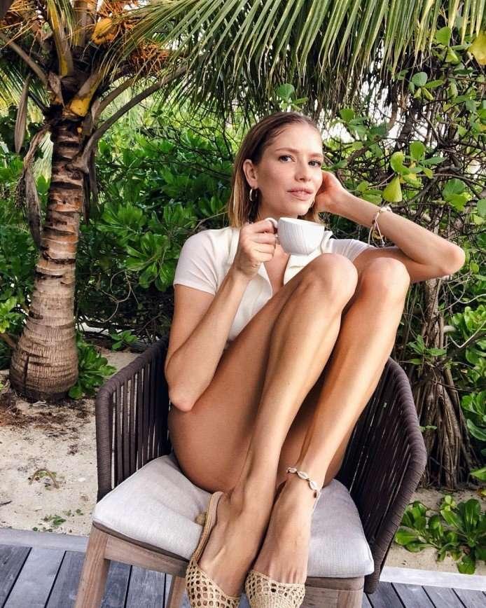 Мой ритуал: Елена Перминова призналась в любви к кофе