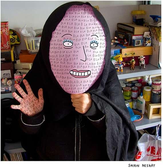 Воздушный шарик, вместо головы