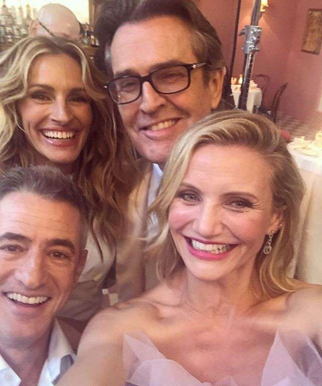 Актеры фильма «Свадьба лучшего друга» собрались вместе спустя 22 года после съемок