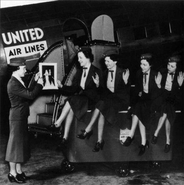 Первая в мире стюардесса, или как в гражданской авиации появилась новая профессия