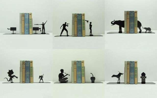 Оригинальные держатели для книг