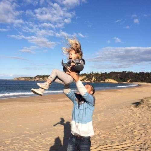 Австралийка разыскала донора спермы и вышла за него замуж
