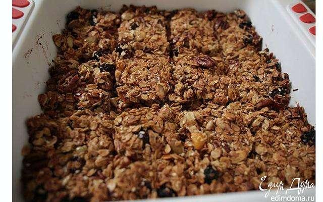 Печенье в шоколадной глазури