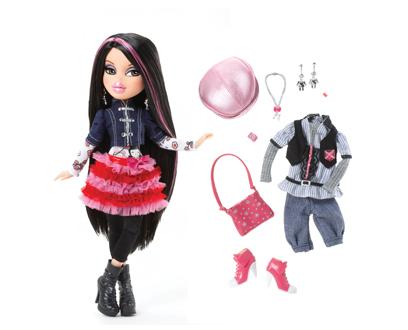 Феноменальные куклы Bratz
