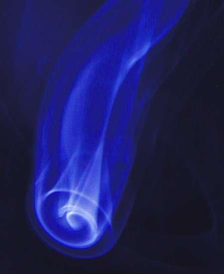 Фантазия из дыма