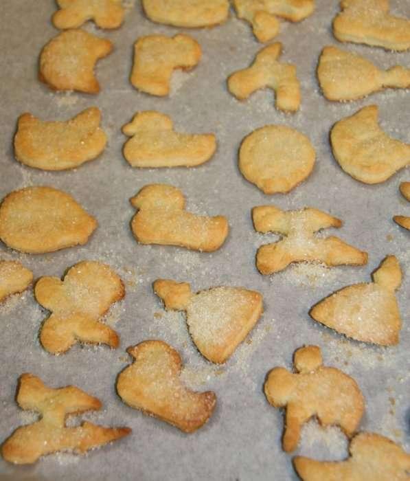 Чем занять детей или печенье на любой вкус