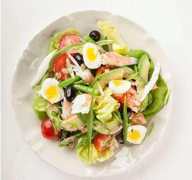 ТОП-10 салатов с именем