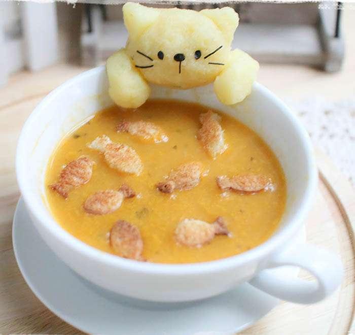 15 потрясающе оформленных японских блюд