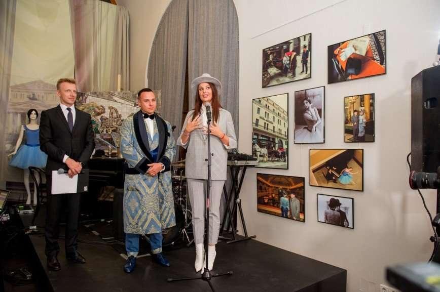 Оксана Федорова открыла последнюю выставку в старом пространстве Музея моды