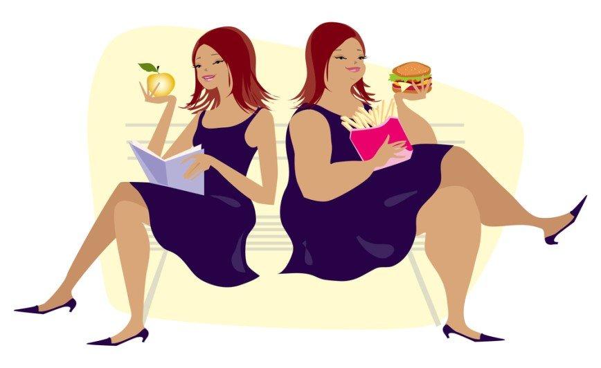 Что такое интуитивное питание, или Как стать ведьмой, которая ест и не толстеет