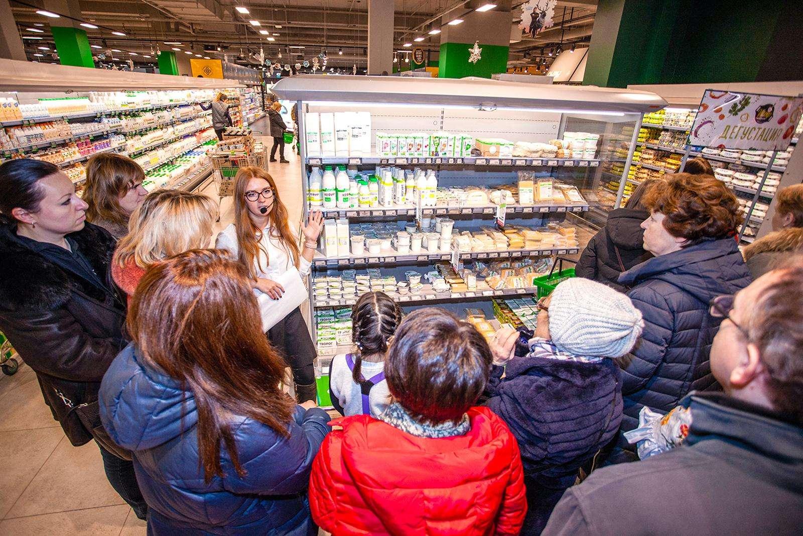Курс на ЗОЖ: 5 вредных мифов о правильном питании, которые мы развеяли благодаря супермаркету «Перекрёсток»