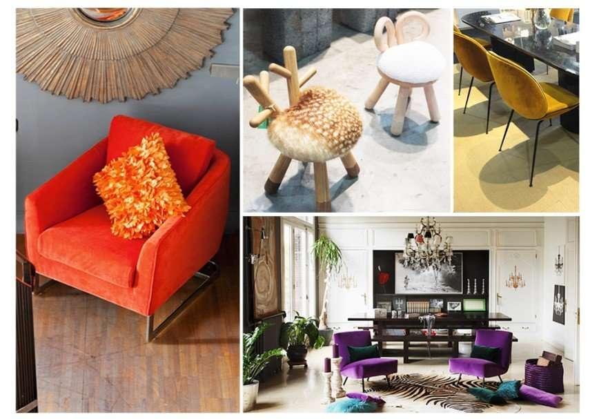 Maison&Objet 2015: новые тенденции в интерьере