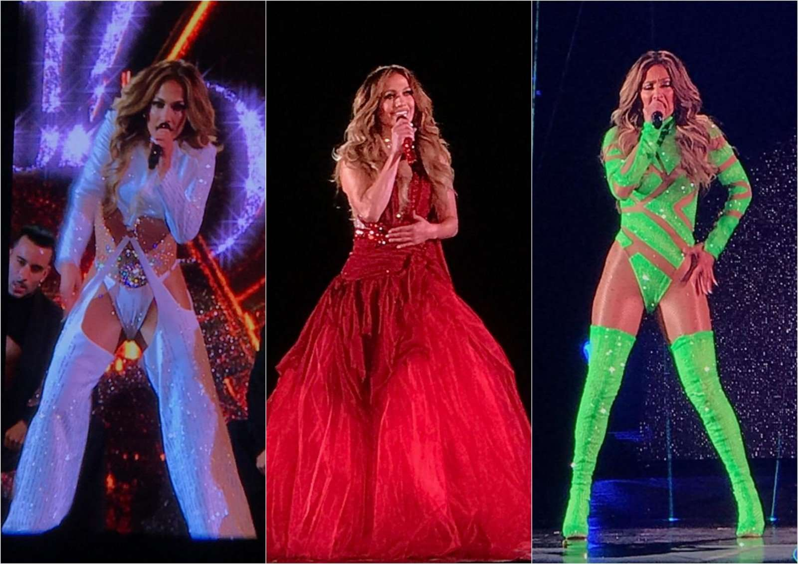 Дженнифер Лопес триумфально выступила в Москве (внутри — самые горячие видео концерта!)