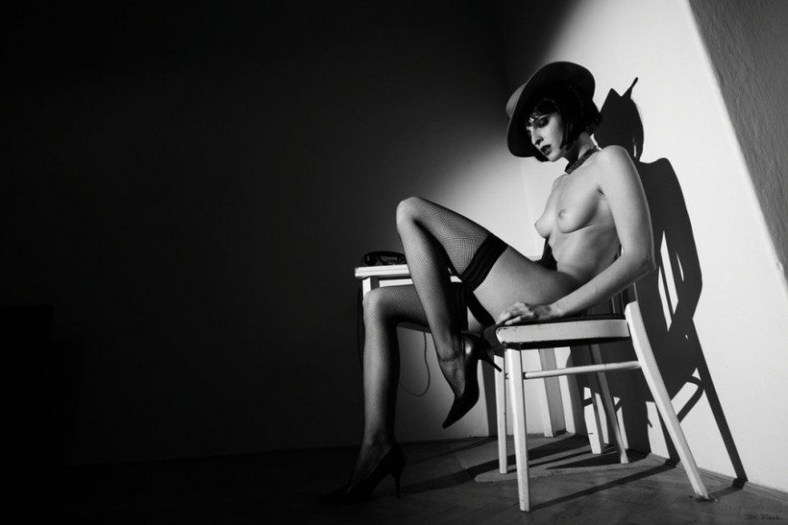 Художественная эротика Иржи Ружека