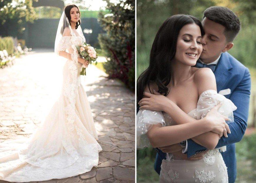 Экс-солистка «ВИА Гры» Анастасия Кожевникова поделилась фото со свадьбы